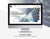 Corporate web site for the InCo home company