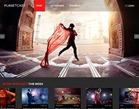 Video Platform Ott Web Theme
