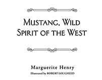 Mustang Wild Spirit of the West