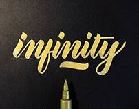 Lettering & Calligraphy Serie