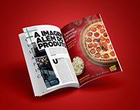 Anúncio Dídio Pizza