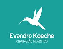 Dr. Evandro Koeche | Logo & Marca