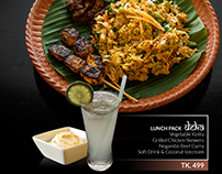 Taste of Lanka - Social Media Post Design