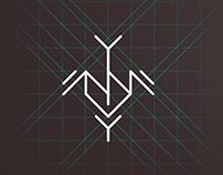 Logo design for A N N A