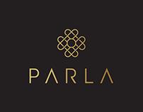 Perla logo design