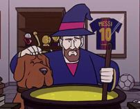 Messi - Ballon d'Or 2019