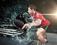 adidas TenZone Ultra Kampagne