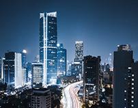 Shanghai Nightscape | ShanghaiArchStory