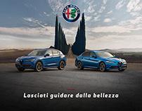 Alfa Romeo - Lancio Giulia e Stelvio MY20
