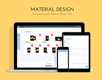 MATERIAL DESIGN - Framework Lumx