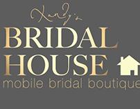 Xandy's Bridal House - Logo / Rebranding
