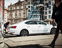 SKODA IV Hybrid for electrified - Magazine