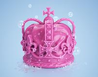 Soap Crown