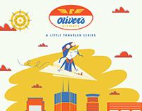 A Little Traveler Series - Coming Soon