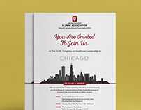 Indiana University Alumni Association Invitation