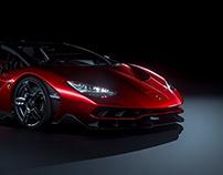 Lamborghini Centenario (FULL CGI)