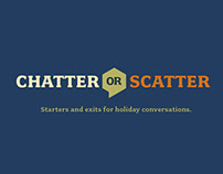 Chatter or Scatter Concept