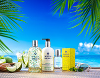 MOLTON BROWN - CAJU & LIME