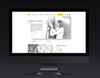 WEBDESIGN | Gospel Voice