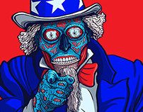 Uncle Sam CONSUME