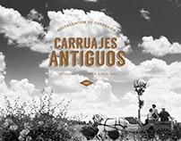 CARRUAJES ANTIGUOS®