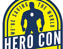 Hero Con Design Project
