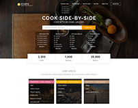 Marketplace for chefs