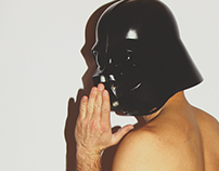 Vader goes wild!