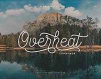 Overheat Tyeface