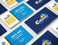 Cabeau – Print/Web/Motion Marketing Collateral