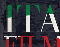 Italian Film Series Poster