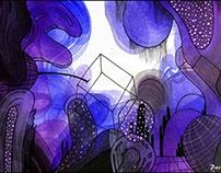 Quantum landscapes