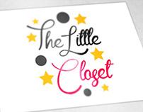 "Logo for ""The Little Closet"""