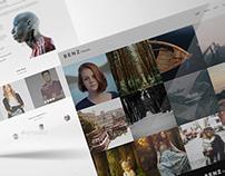 Web Showcase/ Mock-up Creator