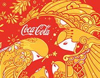 Coca Cola Tet 2018