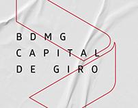 BDMG – Capital de Giro