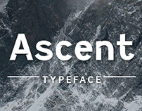 Ascent Typeface
