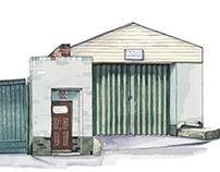 Walter Coles Ltd, Polythene Bags, Bermondsey.