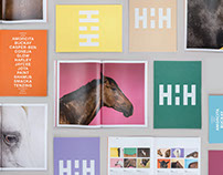HHH—Horses. Hippotherapy. Heroes (Commemorative Book)