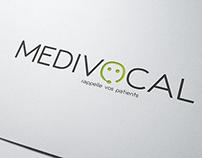 Logo - Medivocal