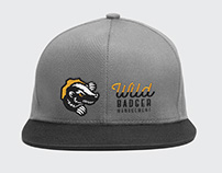 Wild Badger Management // Branding + Identity