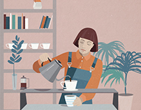 Coffee / Illustrations