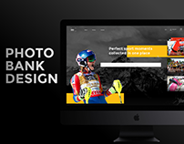 Photo Bank Design
