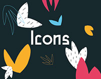 Icons and pattern
