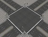 City Highways Construction Kit