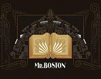 Mr. Boston Bartender's Guide | Brand & Digital