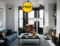 Free Interior Scene Livingroom 362 LİNK ---