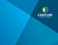 Centuri Construction Group Brand Guidelines Book
