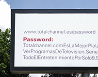 Total Channel - Ppassword
