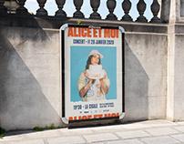 Alice Et Moi — La Cigale